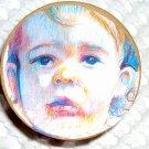 Sweet Blonde Baby Custom Face Box