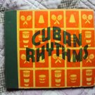 Cuban Rhythms- 8 old 78 rpm records from Musicraft and Columbia