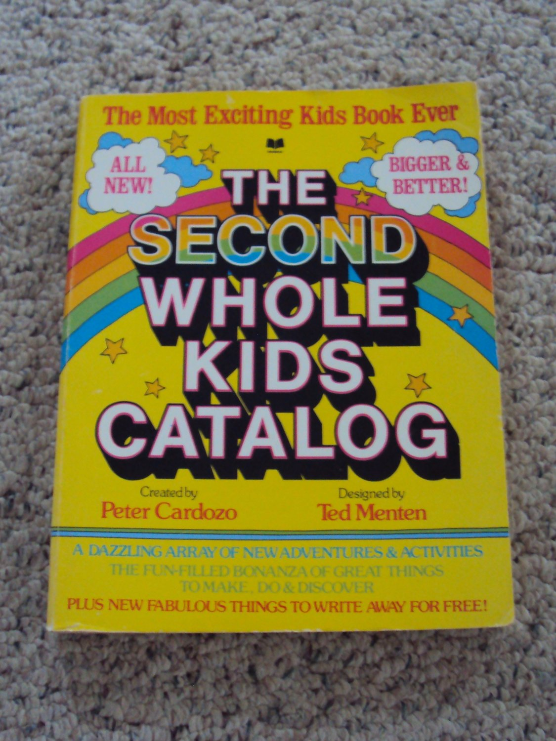 The Second Whole Kids Catalog, 1977