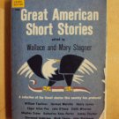 Great American Short Stories, 1957