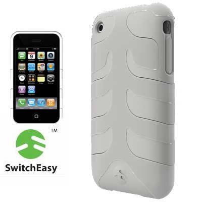 SwitchEasy SW-CAP-REB-W Rebel Case For iPhone 3G (White)