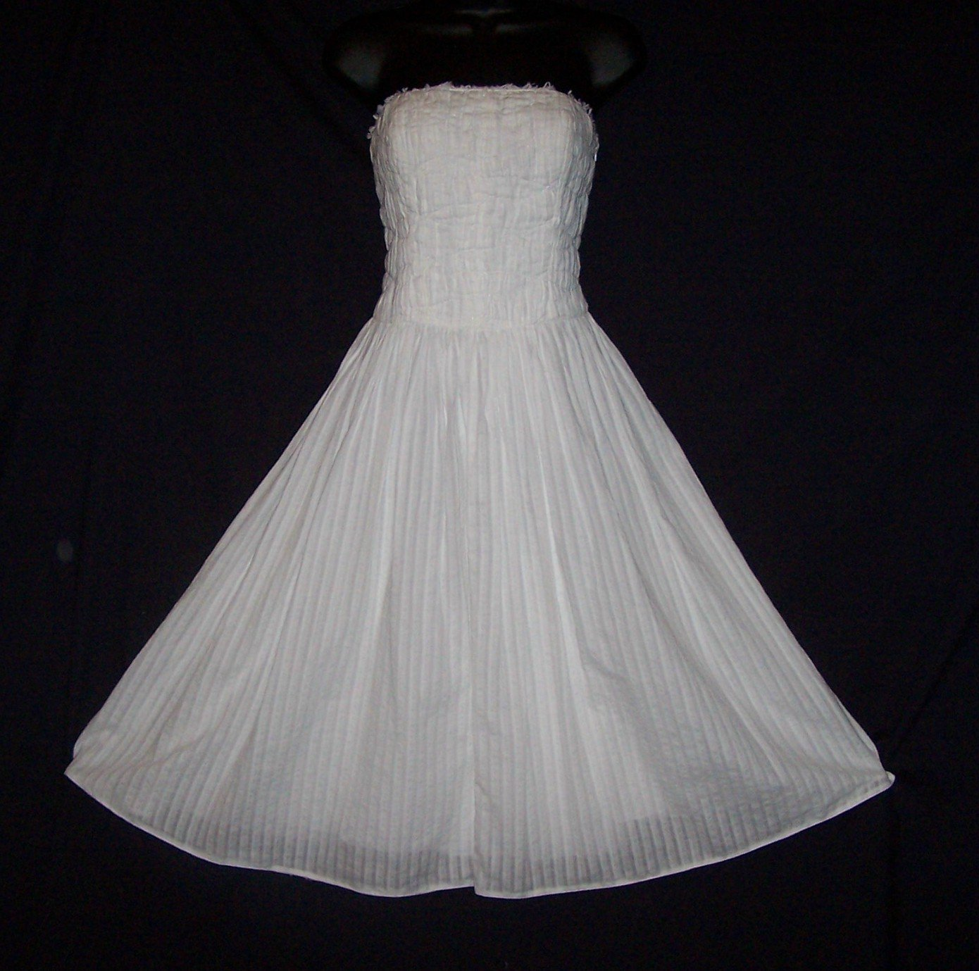 Banana republic strapless dress fully lined bridal for Banana republic wedding dresses