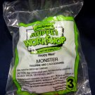 McDonald's Jim Henson's Muppet Workshop Happy Meal (1995) - #3 Monster MIP