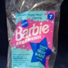 McDonald's Barbie And Friends Happy Meal (1994) - #7 Jewel & Glitter Bride Barbie MIP