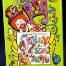 McDonald's What Am I Going To Be For Halloween? Happy Meal (1995) - #3 Silly Sing-Along! MIP