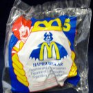 McDonald's What Am I Going To Be For Halloween? Happy Meal (1995) - #5 Hamburglar MIP