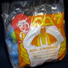 McDonald's What Am I Going To Be For Halloween? Happy Meal (1995) - #7 Ronald McDonald MIP