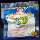 McDonald's Attack Pack Happy Meal (1995) - #4 Sea Creature MIP
