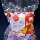 McDonald's Amazing Wildlife Happy Meal (1995) - #7 Siberian Tiger MIP