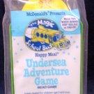 McDonald's Magic School Bus Happy Meal (1994) - #3 Undersea Adventure Game MIP