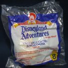 McDonald's Disneyland Adventures Happy Meal (1995) - #8 King Louie On The Jungle Cruise MIP