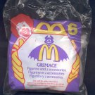 McDonald's What Am I Going To Be For Halloween? Happy Meal (1995) - #6 Grimace MIP