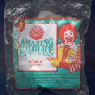 McDonald's Amazing Wildlife Happy Meal (1995) - #3 Koala MIP
