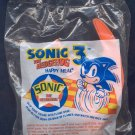 McDonald's Sonic The Hedgehog 3 Happy Meal (1994) - Sonic MIP