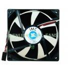 Genuine Dell Dimension 2400 CPU Fan Temperature Control 92x25mm Dell 3-pin