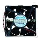 Genuine Dell Fan 92x38mm Dimension 2400 Temperature Control Case CPU Cooling Fan Dell 3-Pin