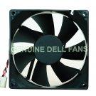 Dell Dimension Fan 4100, 4100 DT, 4100 MT, 860XR, 443YT Genuine Dell Cooling Fan