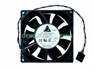 Genuine Dell Fan Precision Workstation 670 Case Cooling Fan 92mm x 38mm 5-pin/4-wire