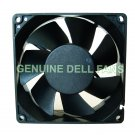 Genuine Dell Fan 7J639 Temperature Control CPU Case Cooling Fan