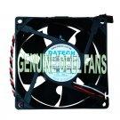 Genuine Dell Fan Poweredge 400SC  Temperature Control CPU Case Fan W0101 92x38mm Dell 3-pin