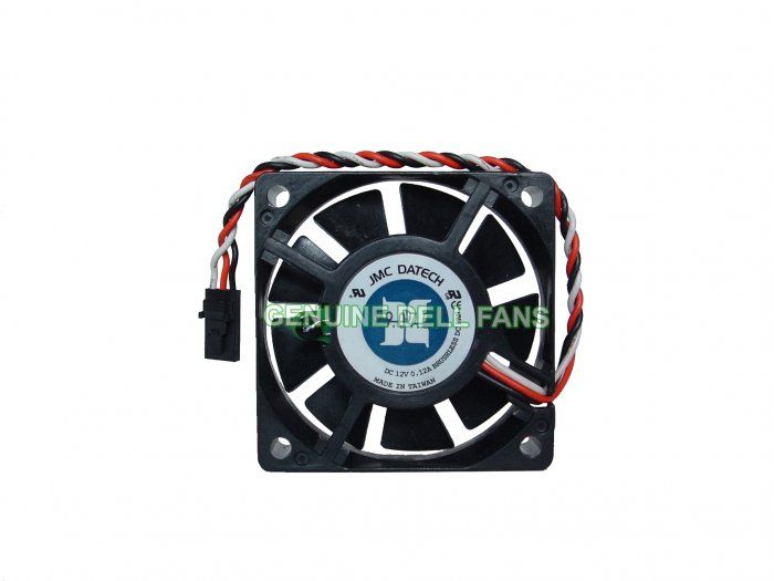 Genuine Dell Fan 89506 Optiplex GX1 Temperature Control Case Cooling Fan 60x15mm