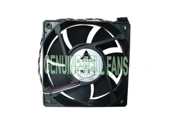 Genuine Dell Fan Dimension 9200 Front Case Cooling Fan D8794 P8192 120x38mm