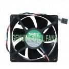 Genuine Dell Dimension 5000 Case CPU Cooling Fan 120x38mm PWM Control