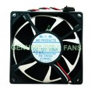 Genuine Dell Optiplex GX270 SMT CPU Fan P0676 4W022 Temperature Control Case Cooling Fan 92x32mm