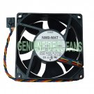 Genuine Dell Dimension 9200 Case Cooling Fan KG885 MJ611 92x32mm 5-pin/4-wire