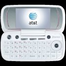 AT&T PINK PANTECH IMPACT TOUCH SCREEN PHONE