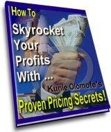 Proven Pricing Secret