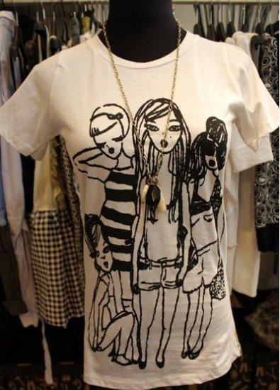 Girls of the City Tshirt