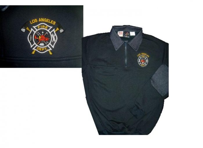 LAFD New York Style Job Shirt / Jacket Size M