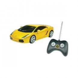Remote Control Lamborghini Sports Car, 1:24 Scale, Wireless, 2 Channel Radio Control