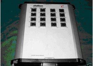 STALLION 980046 EASYCONNECTION XP PANEL 16 PORTS RJ45 RS232