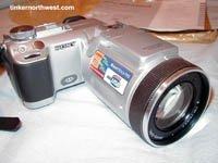 Sony Cyber-Shot DSC-F717 Digital Camera