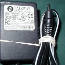 WN10A-060 AC Power Adapter 6VDC 1.66A