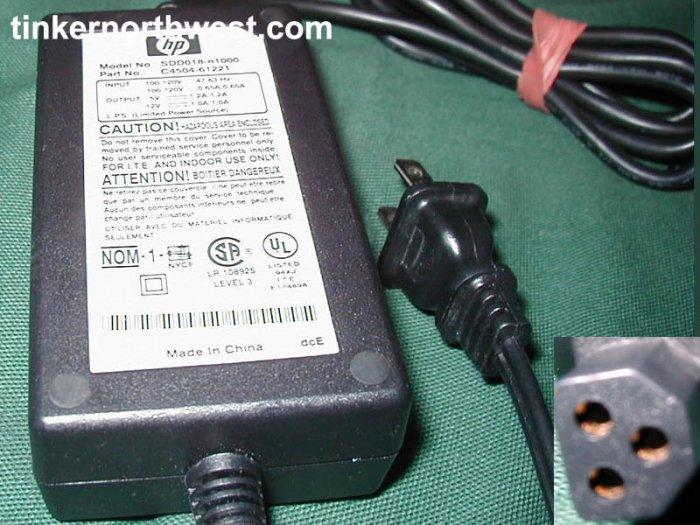HP C4504-61221 AC Power Adapter C4504-61230