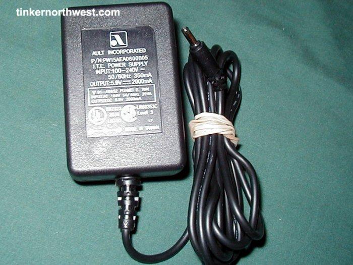 Handspring Visor AC Power Adapter PW15AEA0600B05