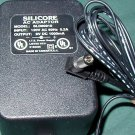 Silicore AC Power Adapter SLD80910 9VDC 1A