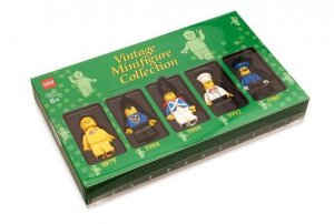 Vintage Minifigure Collection Vol. 3