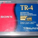 SONY TR-4 TRAVAN 4GB-8GB TAPE