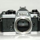 Nikon FE 35mm SLR Film Camera