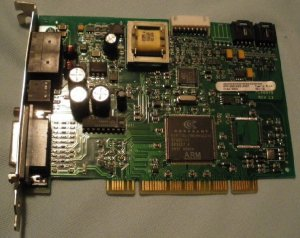 HP PC80079 V.90 PCI 56k Fax Modem 90079