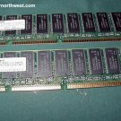 SDRAM 128MB 2x 64MB PC66 ECC Siemens RAM Memory DIMM