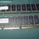 SDRAM 128MB, 2x 64MB PC66 ECC Siemens RAM Memory DIMM