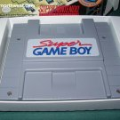 SNES Super Nintendo Gameboy Game Adapter