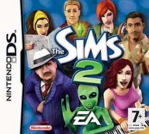 Sims 2 Nintendo DS Game