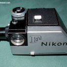 Nikon F Photomic finder