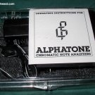 Alphatone 3 Chromatic Note Analyzer Tuner